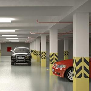 Автостоянки, паркинги Вяземского