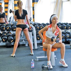 Фитнес-клубы Вяземского