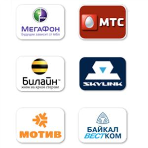 Операторы сотовой связи Вяземского