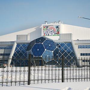Спортивные комплексы Вяземского
