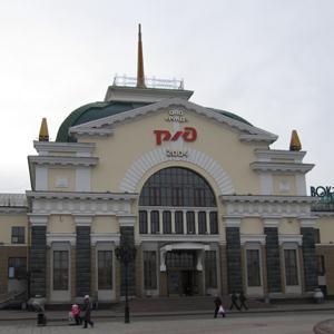 Железнодорожные вокзалы Вяземского